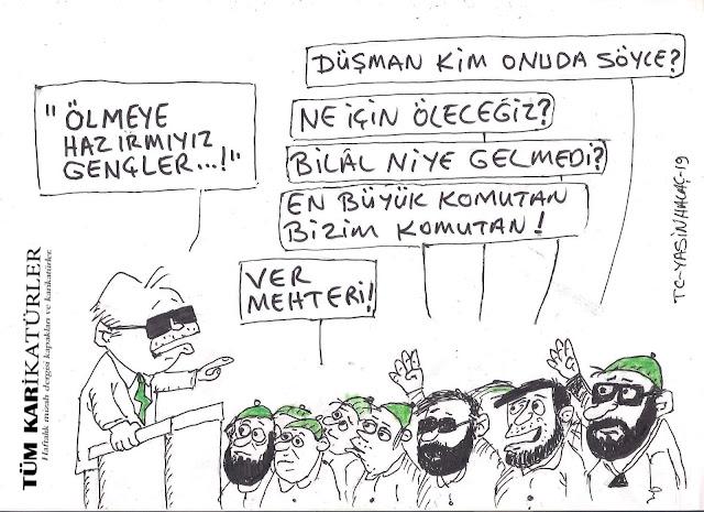 erdoğan ak gençler karikatürü