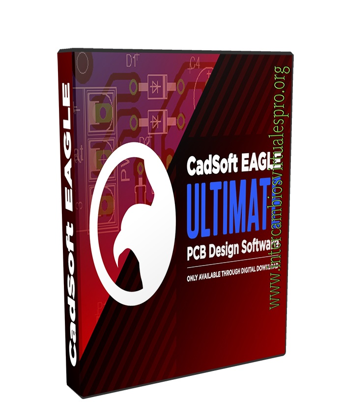 CadSoft Eagle 7.7.0 Ultimate poster box cover