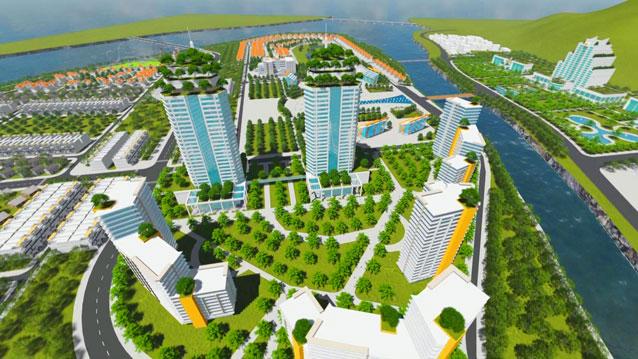 Khu đô thị Thiên Tân