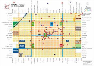 Mapa cultural de Chacabuco