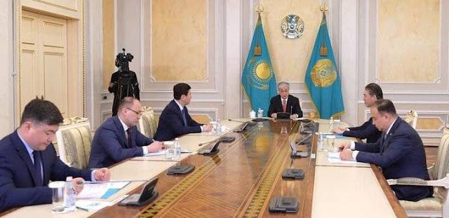 KAZAKHSTAN UMUM LANGKAH HADAPI PASCA COVID-19