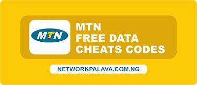 mtn free data cheat codes nigeria