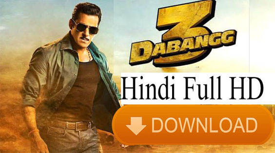 Dabangg 3 Download - Hindi Full Movie Leaked Online By [Tamilrockers]