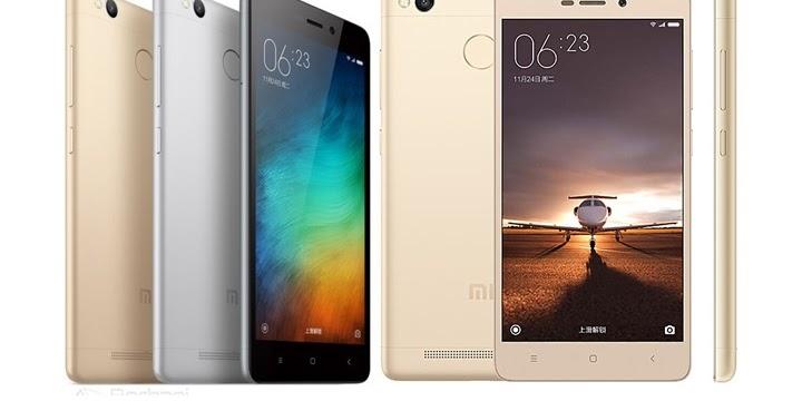 Daftar Harga Hp Xiaomi Android Terbaru Januari 2017