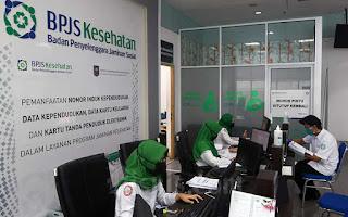 Bapak Jokowi kembali menaikkan iuran BPJS Kesehatan