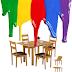 Tìm cách thay áo mới cho nội thất bằng cách sơn đồ gỗ cùng thợ mộc lành nghề