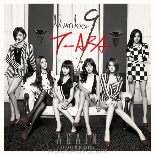 T-ARA – Again – EP (FLAC + ITUNES PLUS AAC M4A)