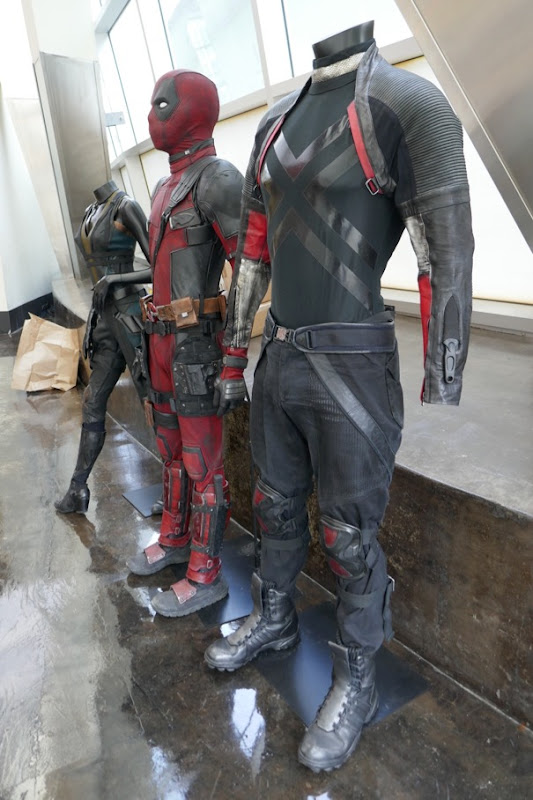 Deadpool 2 film costumes