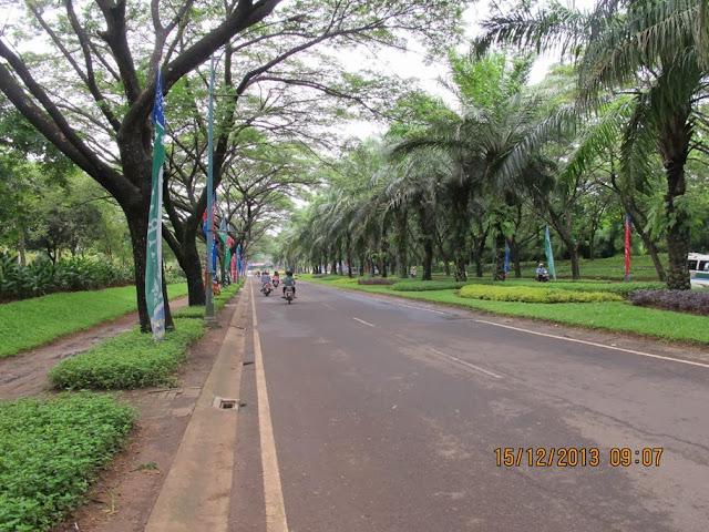 Jalan Masuk Perumahan Citra Indah City
