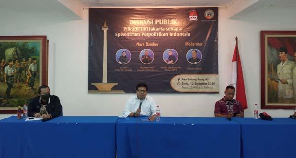 Antisipasi Kekacauan, Koalisi Peduli Jakarta: Kami Dorong Pilkada DKI Digelar Pada 2022