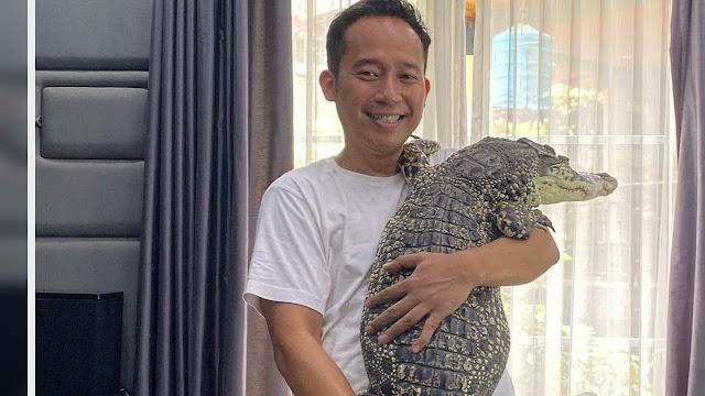 Rayu Teman Cewek Buka Celana dengan Iming-iming Biskuit, Denny Cagur Dibawa ke Psikiater