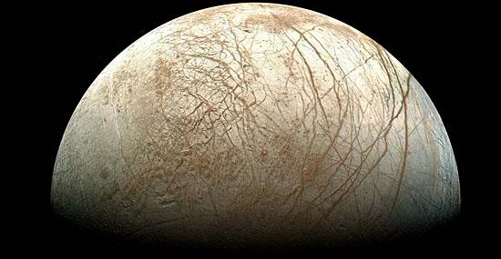 Sinais de vida extraterrestre em lua de Júpiter empolga cientistas - Capa