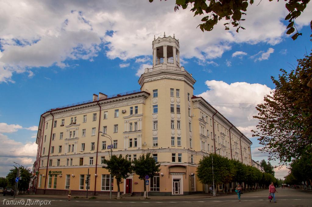 Смоленск Площадь Ленина