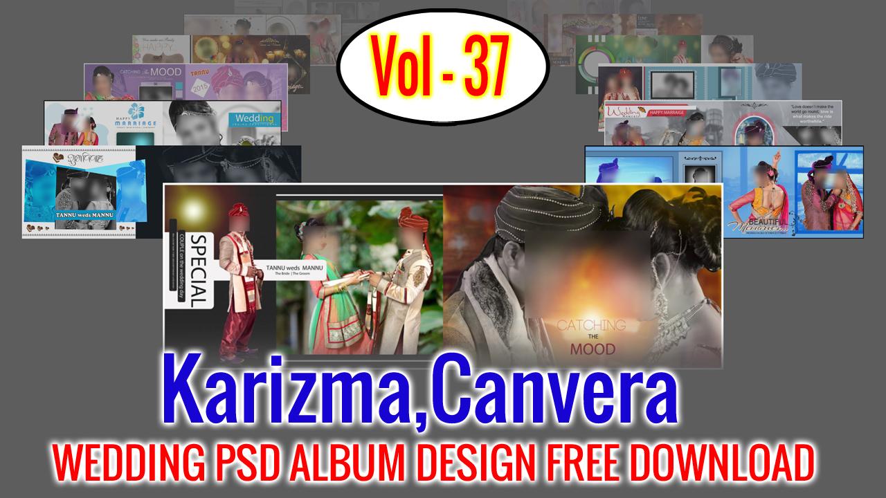 Karizma Vidhi Wedding Design Vol - 37