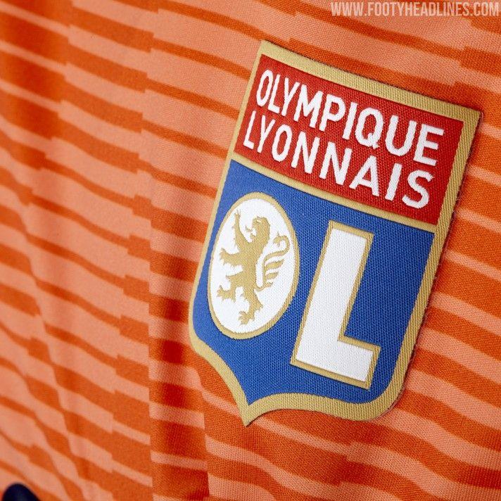 Olympique Lyon 18-19 Third Kit Released - Footy Headlines 8cbeb2399