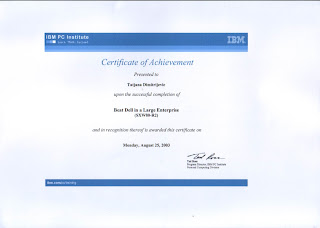 Tatjana Dimitrijevic,Beat Dell in a Large Enterprise (SXW80-R2) - IBM PC Institute