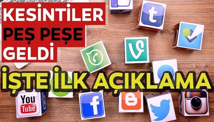 Facebook İnstagram Gibi Sosyal Medya Platformları Çöktü mü? - Kurgu Gücü