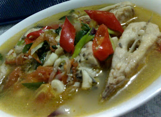 Sup Gurame Tomat