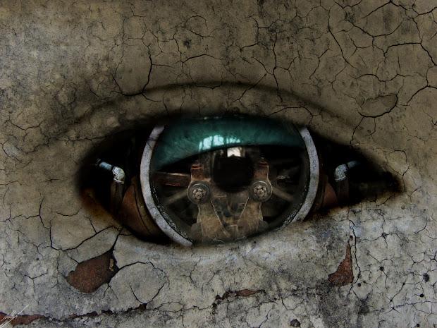 Dark Gothic Art Eyes