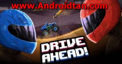 Download Drive Ahead! Mod Apk v1.43 Terbaru 2017