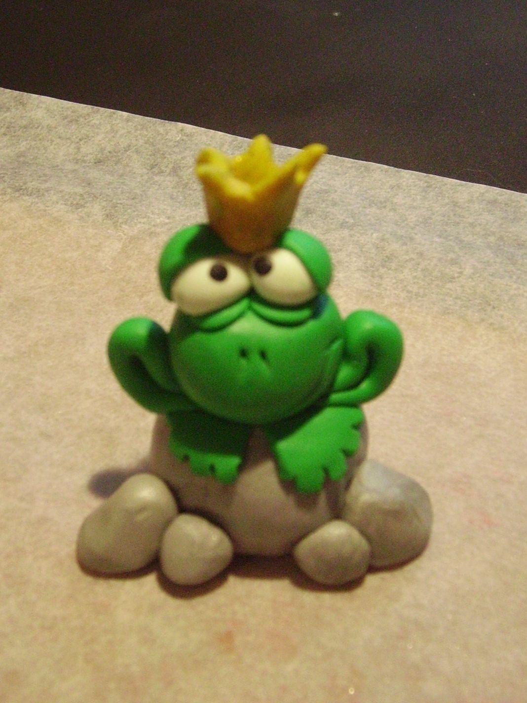 KrisCrea  FrogPrince - il Principe Ranocchio! 6cd08e8d70ba