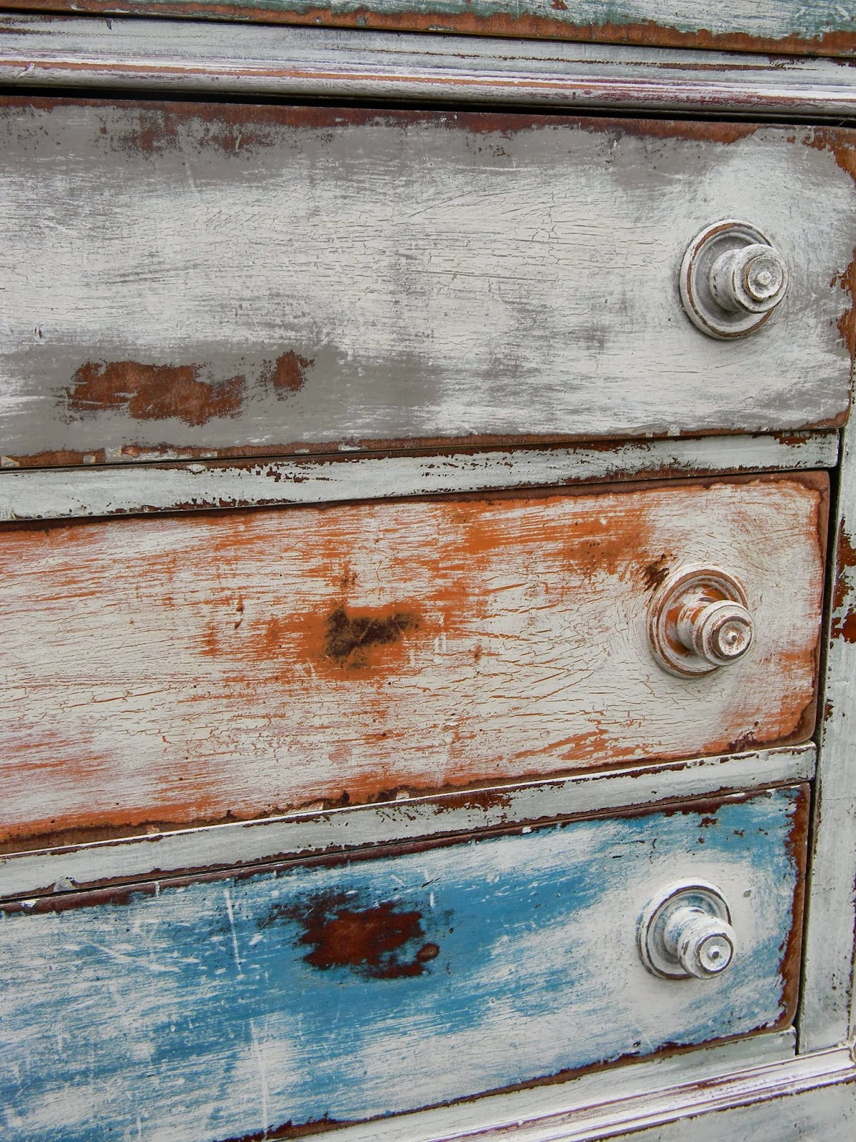 Emily S Up Cycled Furniture Tall Blue Grey Distressed Dresser: Emily's Up-cycled Furniture: What To Do With Damaged Old