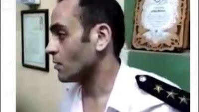 """مفاجأة.. محامي ضابط مرور فيصل المزيف: """"الشرطة هى اللى لبسته البدلة الميري"""" (فيديو)"""