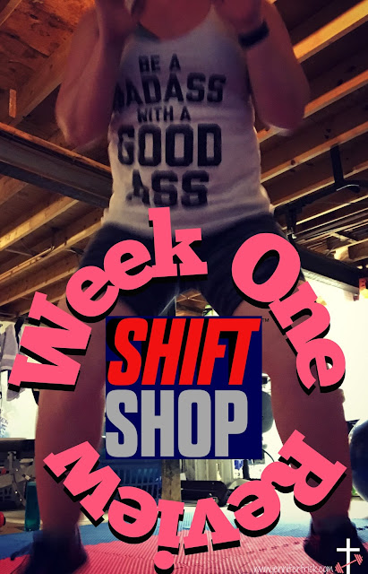 Shift Shop Week One Review