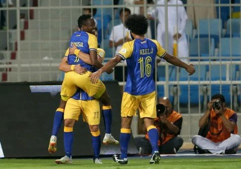 اخبار نادي النصر السعودي اليوم