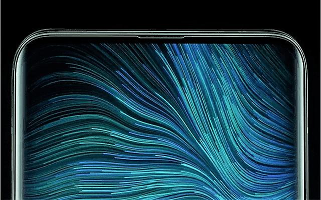 Oppo تقدم أول هاتف في العالم بكاميرا أسفل الشاشة