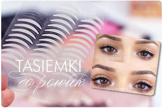 Alina Rose Blog Kosmetyczny Tasiemki Do Powiek Nowe Włosy