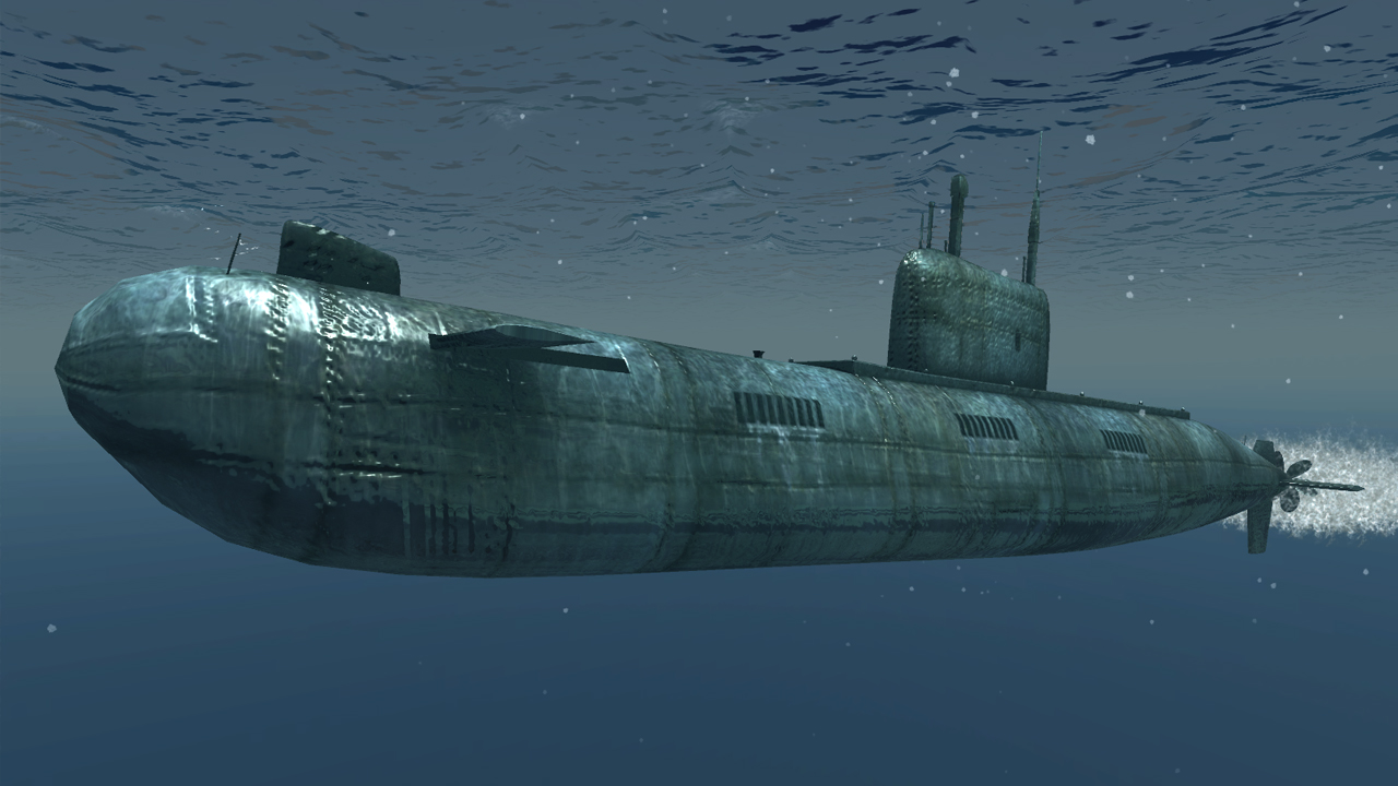 US Navy submarine successfully launches and recovers underwater ...