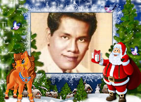 List of Diomedes Maturan Christmas Songs