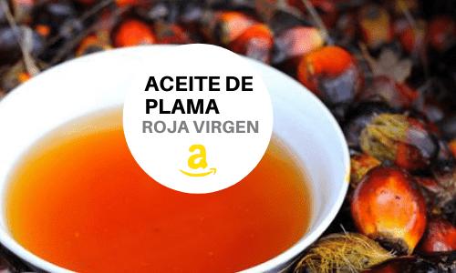 Comprar Aceite de Palma Roja sin Refinar