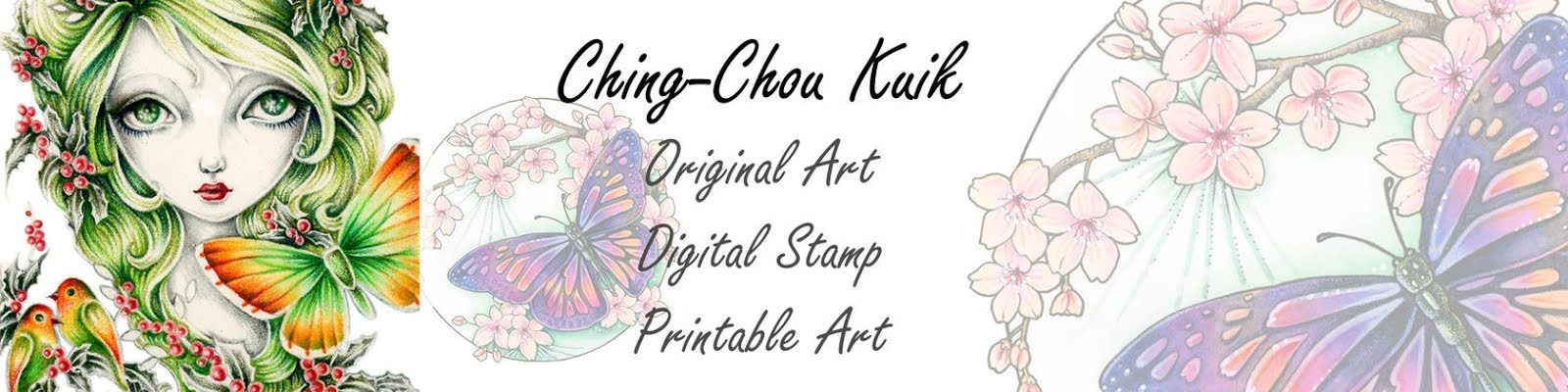 Sponsor Ching-Choa Kuik Digital Art