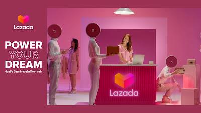 """Lazada ตอกย้ำความจริงใจ มุ่งมั่นพาผู้ขายสู่ฝันปั้นธุรกิจเงินล้าน """"เพราะฝันของคุณคือฝันของเรา"""""""