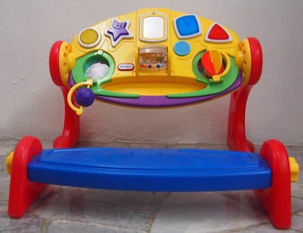 Juaimurah Little Tikes 5 In 1 Playgym Cum Activity Table