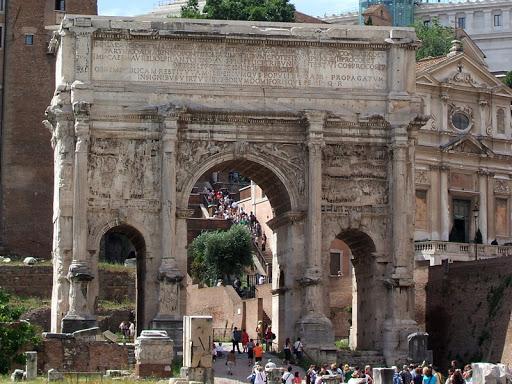 Visita fotografica: Gli Archi di Roma
