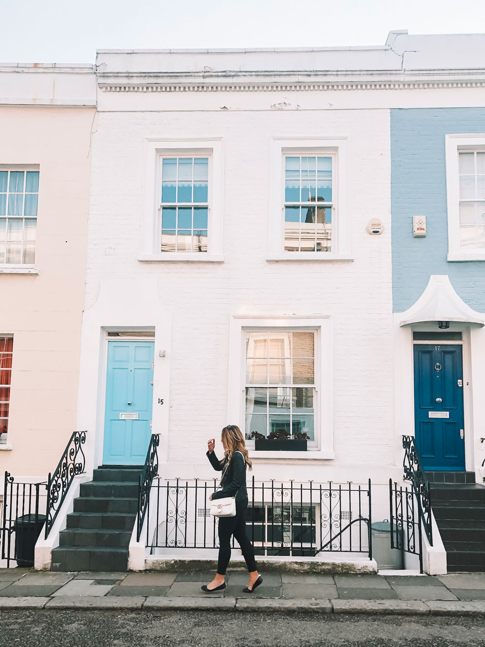 Doors of Notting Hill