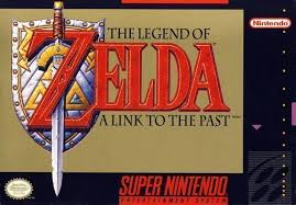 The Legend of Zelda: Link to the Past cover