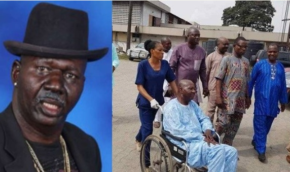 Comic Actor Baba Suwe Travels Abroad For Medical Treatment After This Happened