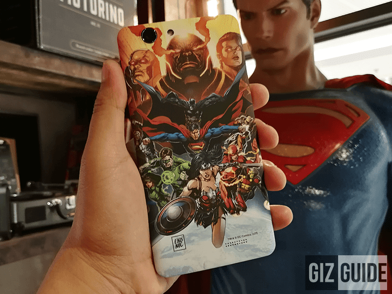 Ekonic Launches The First Justice League Smartphone In The World!