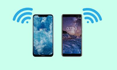 Cara menggunakan VoWiFi di HP Nokia Android