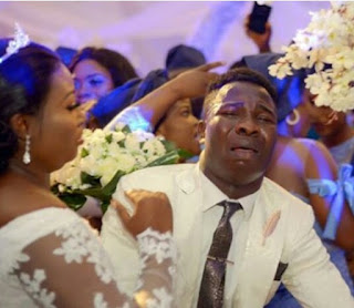 More Photos From Comedian Dele Omo Woli's Wedding To His Hearthrob
