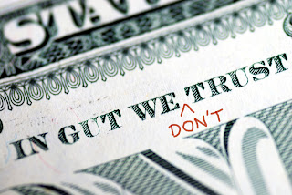 In Gut We Don't Trust