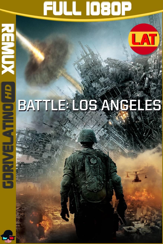 Invasión del Mundo: Batalla Los Ángeles (2011) BDRemux 1080p Latino-Ingles MKV