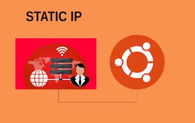 شرح طريقة إعداد عنوان IP ثابت على Ubuntu 20.04 LTS