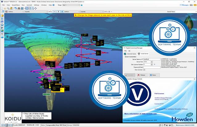 Ventsim Design Premium v5.4