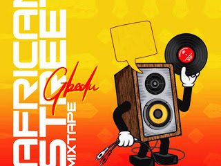 DOWNLOAD MIXTAPE: Dj Toptune Ft Dj Budoskie - African Street Mixtape