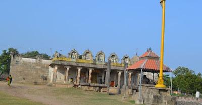 Adavalleeswarar Temple Munnur Villupuram